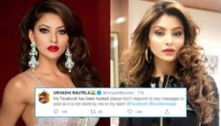 Urvashi Rautela's Facebook account hacked; actress urges fans not to respond to any posts