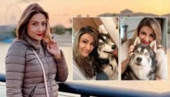 Urvashi Dholakia's cute pet Jaegar is keeping her company in these quarantined time - view pics