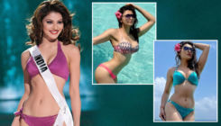 Urvashi Rautela's throwback bikini picture from her Miss Universe contest is unmissable