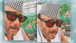 Jackie Shroff stuck between Mumbai-Pune away from family due to COVID-19 lockdown - watch video