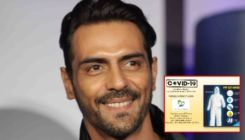 Arjun Rampal donates PPE kits to medical workers; urges everyone to do the same