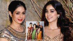 This throwback picture of Sridevi with daughter Janhvi Kapoor and family is breaking the internet