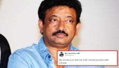 Ram Gopal Varma says he tested positive for Covid-19; Later issues apology
