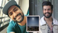 Vicky Kaushal shares a gorgeous shot of Supermoon; brother Sunny Kaushal has the most adorable reaction