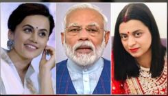 Taapsee Pannu, Rangoli Chandel, Vivek Agnihotri react to PM Narendra Modi's candle lighting initiative amidst COVID-19 outbreak