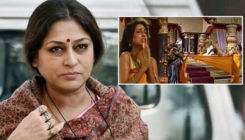 'Mahabharat': Roopa Ganguly recalls the deadly attack on her after watching Draupadi's 'cheer haran' scene