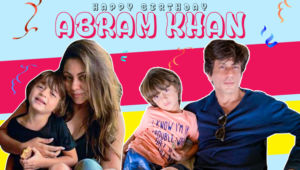 AbRam Khan Birthday Special: 13 Most endearing pictures of Shah Rukh Khan's little prince