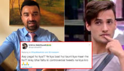 Ajaz Khan takes a dig at Asim Riaz; gets brutally trolled by the latter's fans
