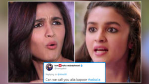 When Alia Bhatt shut down troll who asked her if he could call her 'Alia Kapoor'