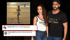 Malaika Arora shares a throwback video chilling at beach; fans ask,