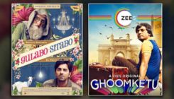 Amitabh-Ayushmann's 'Gulabo Sitabo' and Nawazuddin's 'Ghoomketu's new posters out for OTT release