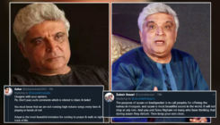 Javed Akhtar calls for end to azaan on loudspeakers; netizens call him 'atheist'