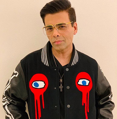 Karan Johar confirms that 2 of his household staff have tested positive for Coronavirus