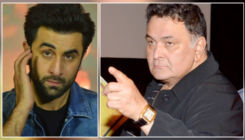 When Rishi Kapoor slapped Ranbir Kapoor for THIS reason