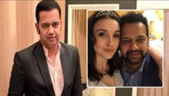 Ex-'Bigg Boss' contestant Rahul Mahajan and wife Natalya Ilina are in home quarantine after their cook tests positive for Covid-19