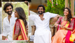 Rana Daggubati and Miheeka Bajaj get engaged officially amidst lockdown - view pics