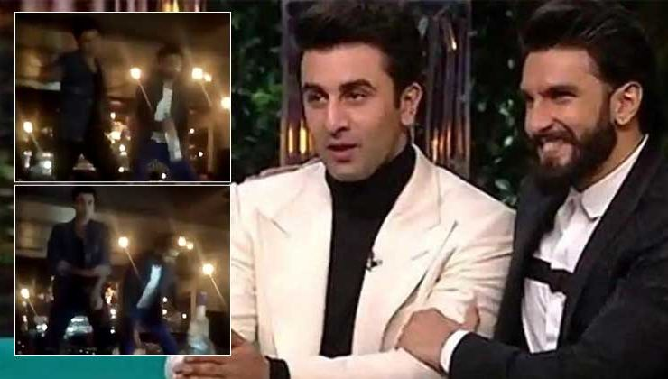 When Ranveer Singh and Ranbir Kapoor grooved crazily to 'Badtameez Dil' - watch viral video