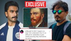 Swapnil Pawar joins trolls in slamming Ranveer Singh for not giving due credit for his Vincent van Gogh-inspired painting