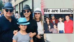 Riddhima Kapoor Sahni's throwback picture with Ranbir, Neetu and Rishi Kapoor is sure to give you family goals