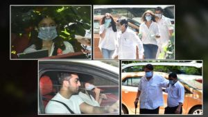 Rishi Kapoor Prayer Meet: Ranbir-Alia, Randhir-Babita, Shweta Bachchan Nanda are the first arrivals