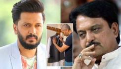 Riteish Deshmukh shares a heartbreaking video on his father Vilasrao Deshmukh's birth anniversary