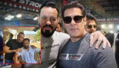 Salman Khan's bodyguard Shera poses for a selfie with the actor; says,