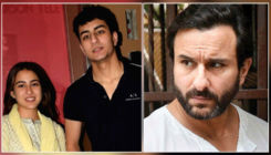 Saif Ali Khan: I'm not allowed to meet my children, Ibrahim and Sara Ali Khan