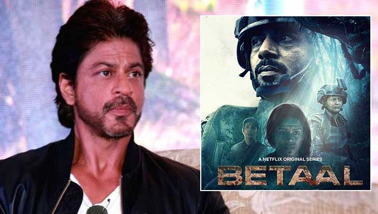 Shah Rukh Khan's 'Betaal' lands into legal trouble as Marathi writers accuse of plagiarism