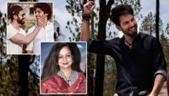 Neelima Azeem: Shahid Kapoor did a full mad dance, the day Ishaan Khatter was born