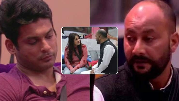 Say What! Shehnaaz Gill's father Santokh Singh once accused Sidharth Shukla of using women
