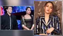 Sonakshi Sinha hits back at a troll who called her the 'Biggest chamchi of Salman Khan'