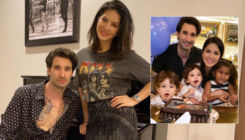 Sunny Leone thanks fans for lovely birthday wishes; Daniel Weber calls her the 'greatest wife, mother, lover'