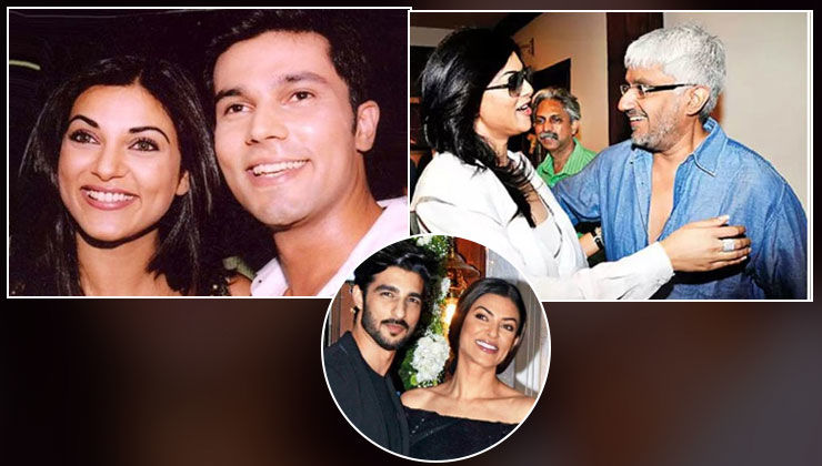 Did you know? Sushmita Sen dated these 7 men before she started romancing Rohman Shawl