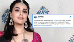 Troll asks Swara Bhasker to 'settle in Pakistan'; actress hits back with a befitting reply