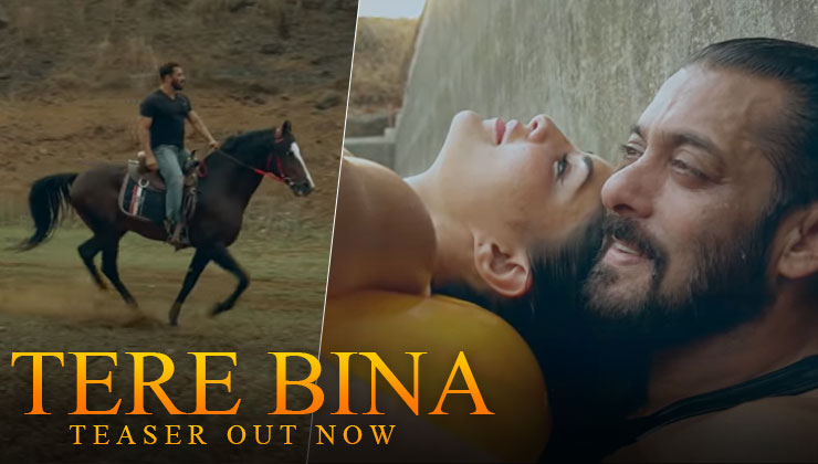 Tere Bina Teaser: Salman Khan and Jacqueline Fernandez's sizzling chemistry makes this an unmissable love song | Bollywood Bubble