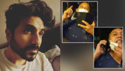 Vir Das shares shocking video of his neighbour sneezing at him purposely and threatening to assault him