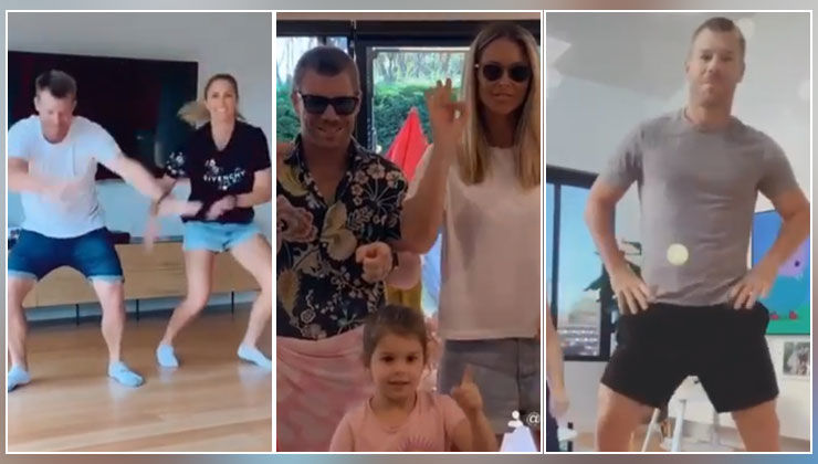 David Warner dancing to 'Bala', 'Sheila Ki Jawaani', 'Muqabala' and other Bollywood songs will pump up your mood to another level