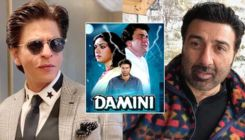 Shah Rukh Khan buries the hatchet with Sunny Deol; gives him the remake rights of 'Damini'