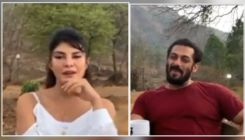 Salman Khan and Jacqueline Fernandez promote their upcoming song 'Tere Bina' at his farmhouse- watch video