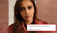 Swara Bhasker gives a befitting reply to a Twitter user who criticized her for her TikTok tweet