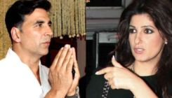 Akshay Kumar apologises to Twinkle Khanna as he forgets her in 'PadMan' tweet; says,