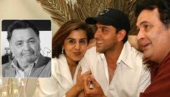 Hrithik Roshan's emotional tribute to Rishi Kapoor will compel you to cry