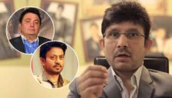 FIR filed against Kamaal R Khan for his derogatory remarks on Rishi Kapoor and Irrfan Khan
