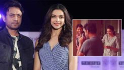 Remembering Irrfan Khan, Deepika Padukone shares a heartfelt song from 'Piku'; says,
