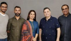 'Sharmaji Namkeen': Rishi Kapoor's last film to be completed using advanced VFX technology