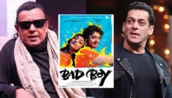 'Bad Boy' Poster: Salman Khan releases first look of Mithun Chakraborty's son Nimashi's debut film