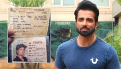 Sonu Sood turns emotional as his old Mumbai local pass surfaces on social media
