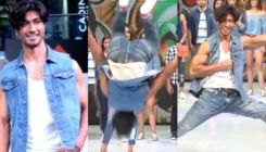 When Vidyut Jammwal's stunt went horribly wrong due to his overconfidence - watch video