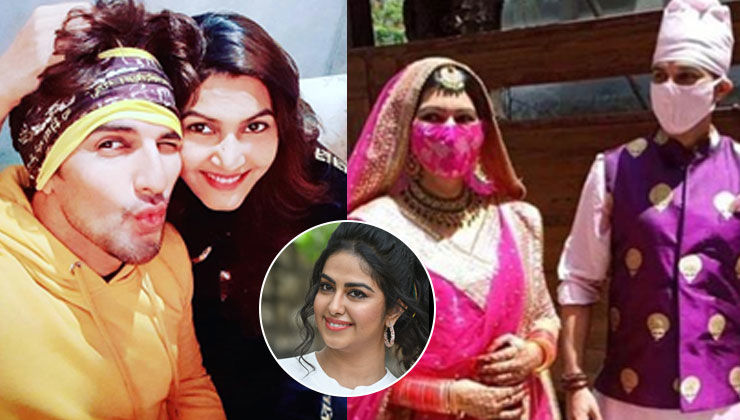 Manish Raisinghan gets joined by Avika Gor for his pre-wedding rituals; wedding pics with Sangeita Chauhaan go viral