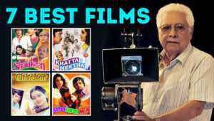Basu Chatterjee Death: 7 best movies of the legendary filmmaker